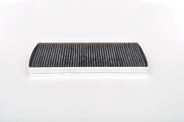 Купете R2306 BOSCH филтър с активен въглен ширина: 150мм, височина: 30мм, дължина: 344мм Филтър, въздух за вътрешно пространство 1 987 432 306 евтино