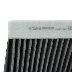espacio interior aire Bosch 1 987 432 315 Filtro