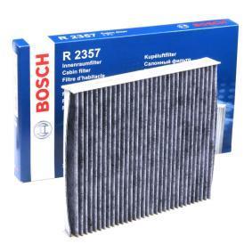 Filter, Innenraumluft BOSCH 1 987 432 357 kaufen und wechseln