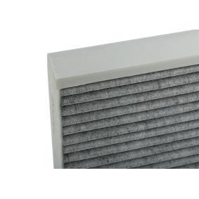 Espacio interior filtro Bosch 1 987 432 370