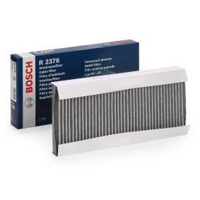 Filter, Innenraumluft BOSCH 1 987 432 376 Pkw-ersatzteile für Autoreparatur