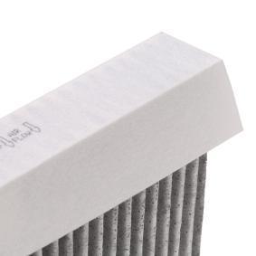 1 987 432 189 Espacio interior filtro filtro de polen Bosch