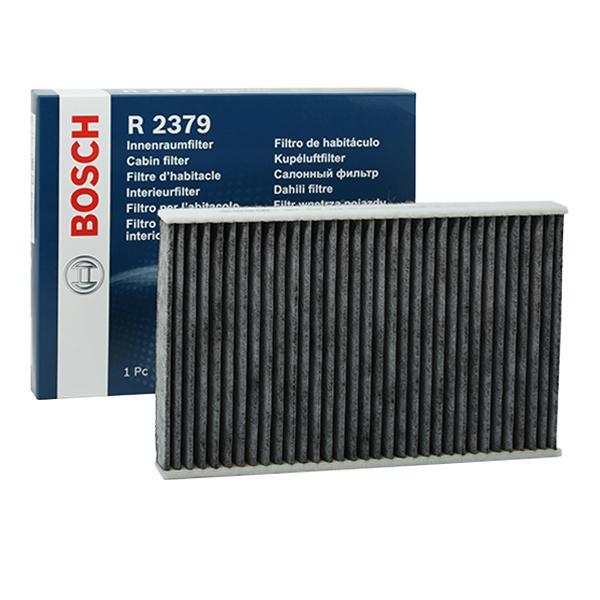 Origine Filtre climatisation BOSCH 1 987 432 379 (Largeur: 179mm, Hauteur: 32mm, Longueur: 285mm)