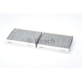 1 987 432 159 Espacio interior filtro filtro de polen para espacio interior aire Bosch