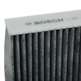 Espacio interior filtro Bosch 1 987 432 413