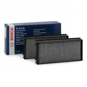 Filter, interior air 1 987 432 419 for BMW X5 at a discount — buy now!