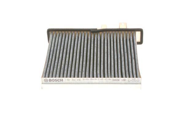 R2498 BOSCH Aktivkohlefilter Breite: 241mm, Höhe: 45mm, Länge: 216mm Filter, Innenraumluft 1 987 432 498 günstig kaufen