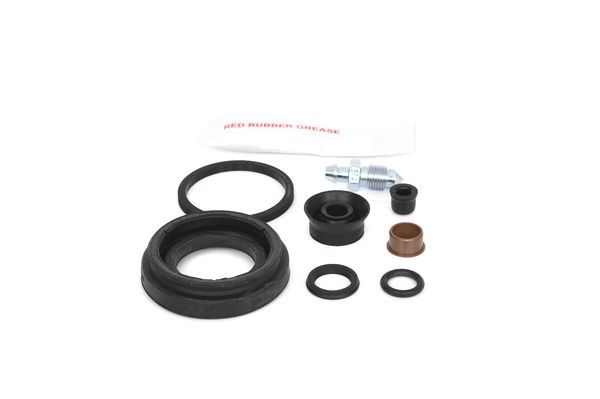 Car spare parts VW T-CROSS 2021: Repair Kit, brake caliper BOSCH 1 987 470 040 at a discount — buy now!