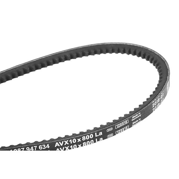 Volkswagen LT 1999 Belts, chains, rollers BOSCH 1 987 947 634: Width: 10mm, Length: 800mm