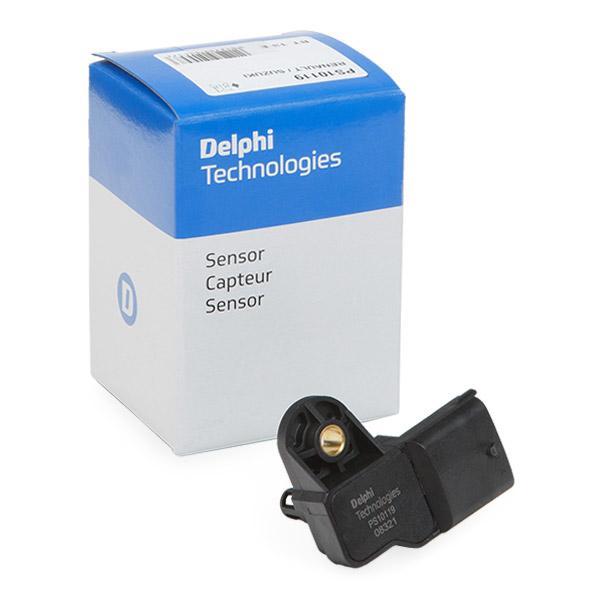 DELPHI Capteur, pression de suralimentation PS10119