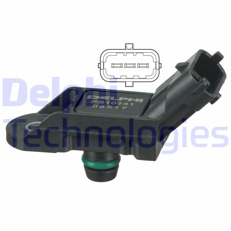 Original OPEL Map Sensor PS10141