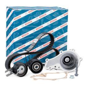 Wasserpumpe + Zahnriemensatz BOSCH 1 987 948 721 Pkw-ersatzteile für Autoreparatur