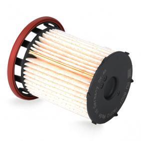 PU 8021 MANN-FILTER Wys.: 102[mm] Filtr paliwa PU 8021 kupić niedrogo