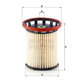 PU8021 Fuel filter MANN-FILTER - Experience and discount prices