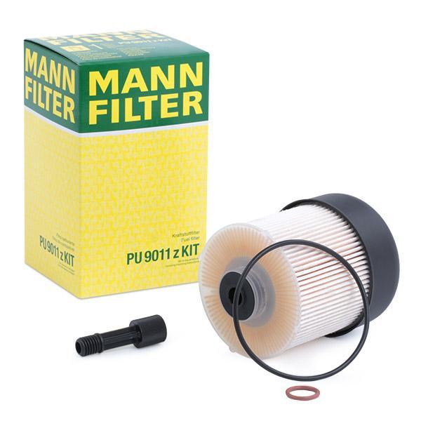 NISSAN MICRA 2013 Kraftstoffförderanlage - Original MANN-FILTER PU 9011 z KIT Höhe: 116mm