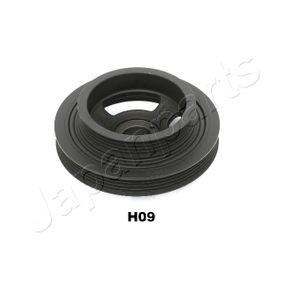 Herth+Buss Jakoparts J1090508 Belt pulley crankshaft