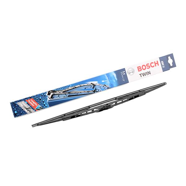 Flachbalkenwischer Nissan Navara D40 hinten + vorne 2017 - BOSCH 3 397 004 582 ()