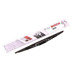 40C BOSCH ECO Standard, L: 400mm Torkarblad 3 397 004 667 köp lågt pris