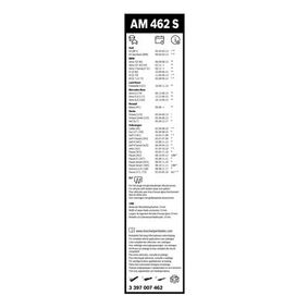Spazzola tergi 3 397 007 462 di BOSCH