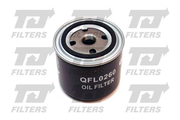 QUINTON HAZELL Oil Filter QFL0260