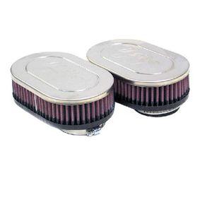 Moto K&N Filters Long life filter Lengte: 159mm, Breedte 2 [mm]: 102mm, Hoogte: 44mm Luchtfilter RC-2382 koop goedkoop