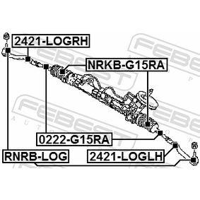 RNRBLOG Reparatursatz, Spurstangenkopf FEBEST RNRB-LOG - Große Auswahl - stark reduziert