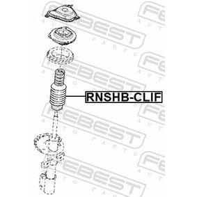 RNSHBCLIF Schutzkappe / Faltenbalg, Stoßdämpfer FEBEST RNSHB-CLIF - Große Auswahl - stark reduziert