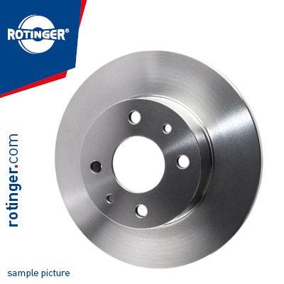 1003 ROTINGER Voll Ø: 237,60mm, Lochanzahl: 4, Bremsscheibendicke: 12mm Bremsscheibe RT 1003 günstig kaufen
