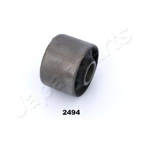 Koop en vervang Drager, differentieel JAPANPARTS RU-2494