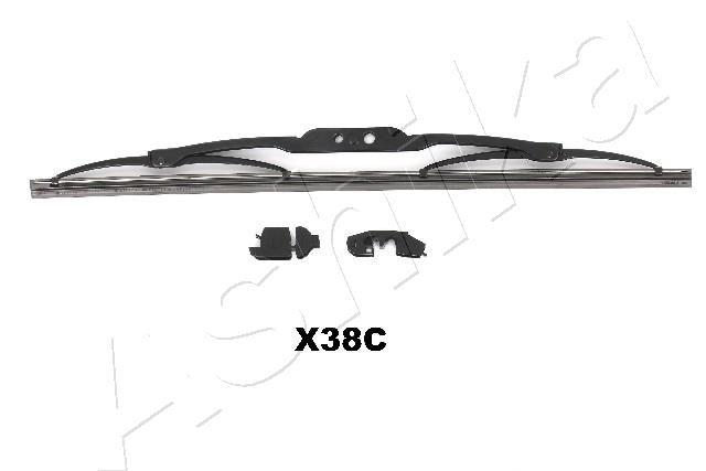 Jeu de balais d'essuie-glace SA-X38C ASHIKA — seulement des pièces neuves