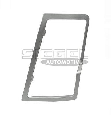 SA4J0026 SIEGEL AUTOMOTIVE Mittel- / Endschalldämpfer für MERCEDES-BENZ online bestellen