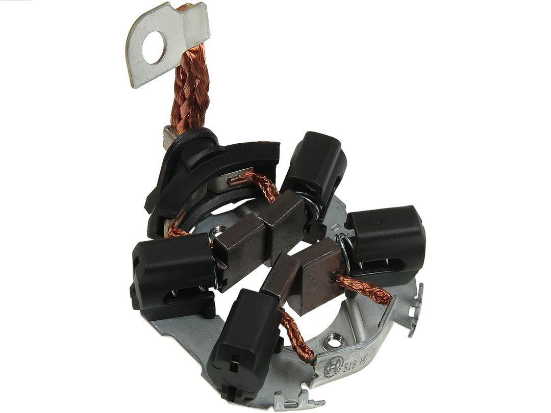 AS-PL: Original Kohlebürsten Anlasser SBH0025(BOSCH) ()