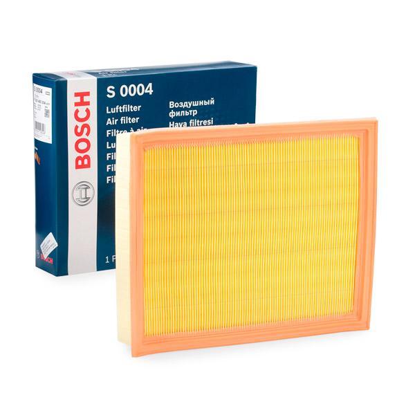 Zracni filter F 026 400 004 z izjemnim razmerjem med BOSCH ceno in zmogljivostjo