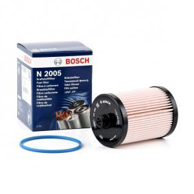 Pirkti N2005 BOSCH filtro įdėklas aukštis: 109mm Kuro filtras F 026 402 005 nebrangu