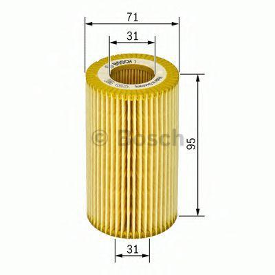 F 026 407 008 Filter BOSCH - Markenprodukte billig