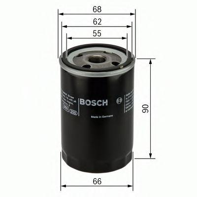 F 026 407 077 Filter BOSCH - Markenprodukte billig