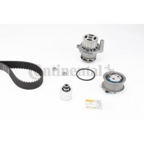 CT1028WP1 Water Pump & Timing Belt Set CONTITECH - Cheap brand products