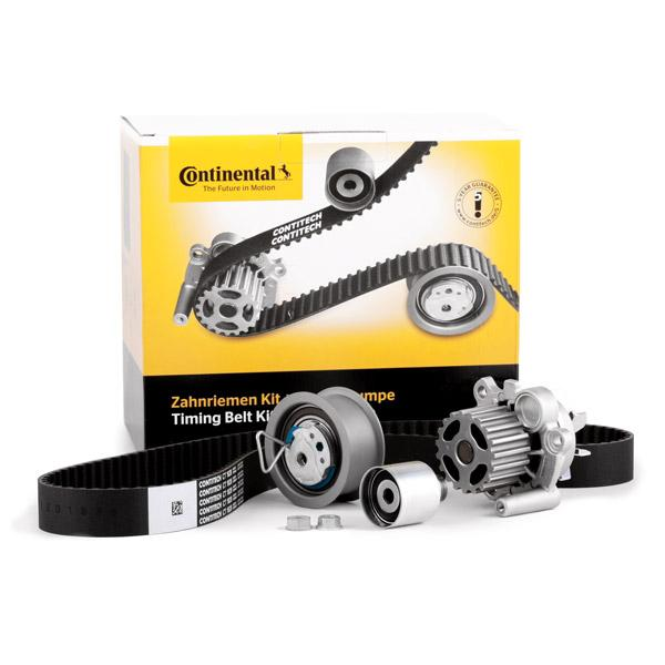 Volkswagen JETTA 2012 Belts, chains, rollers CONTITECH CT1028WP4: Teeth Quant.: 120