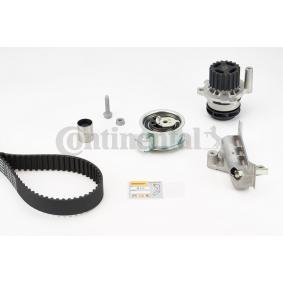 CT1028WP6 CONTITECH with tensioner pulley damper, Teeth Quant.: 120 Width: 30,0mm Water Pump & Timing Belt Set CT1028WP6 cheap