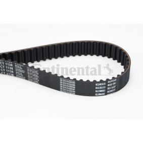 HTDA14579525M25 CONTITECH Zähnez.: 153 Breite: 25mm Zahnriemen CT1138 günstig kaufen