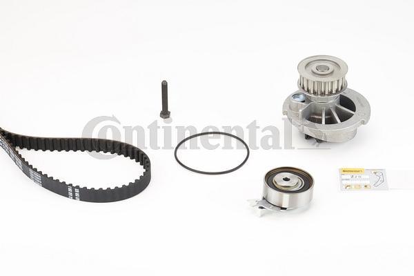 CONTITECH: Original Motorkühlung CT874WP1 (Breite: 17mm)