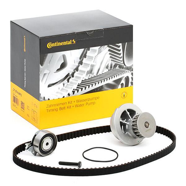 CONTITECH: Original Motorkühlung CT874WP2 (Breite: 17mm)