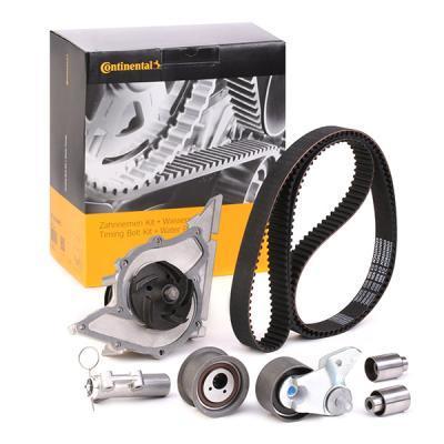 CONTITECH Water Pump & Timing Belt Set