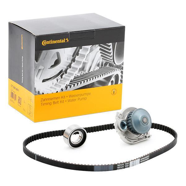 CONTITECH Pompa Acqua + Kit Cinghia Distribuzione FIAT,LANCIA CT999WP1 71771576 Pompa Acqua + Kit Cinghie