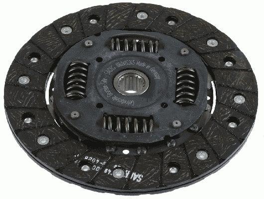 Buy original Clutch disc SACHS 1862 402 345