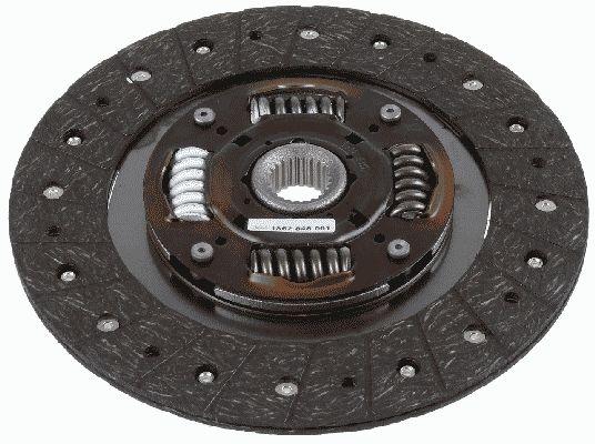 Buy original Clutch disc SACHS 1862 848 001