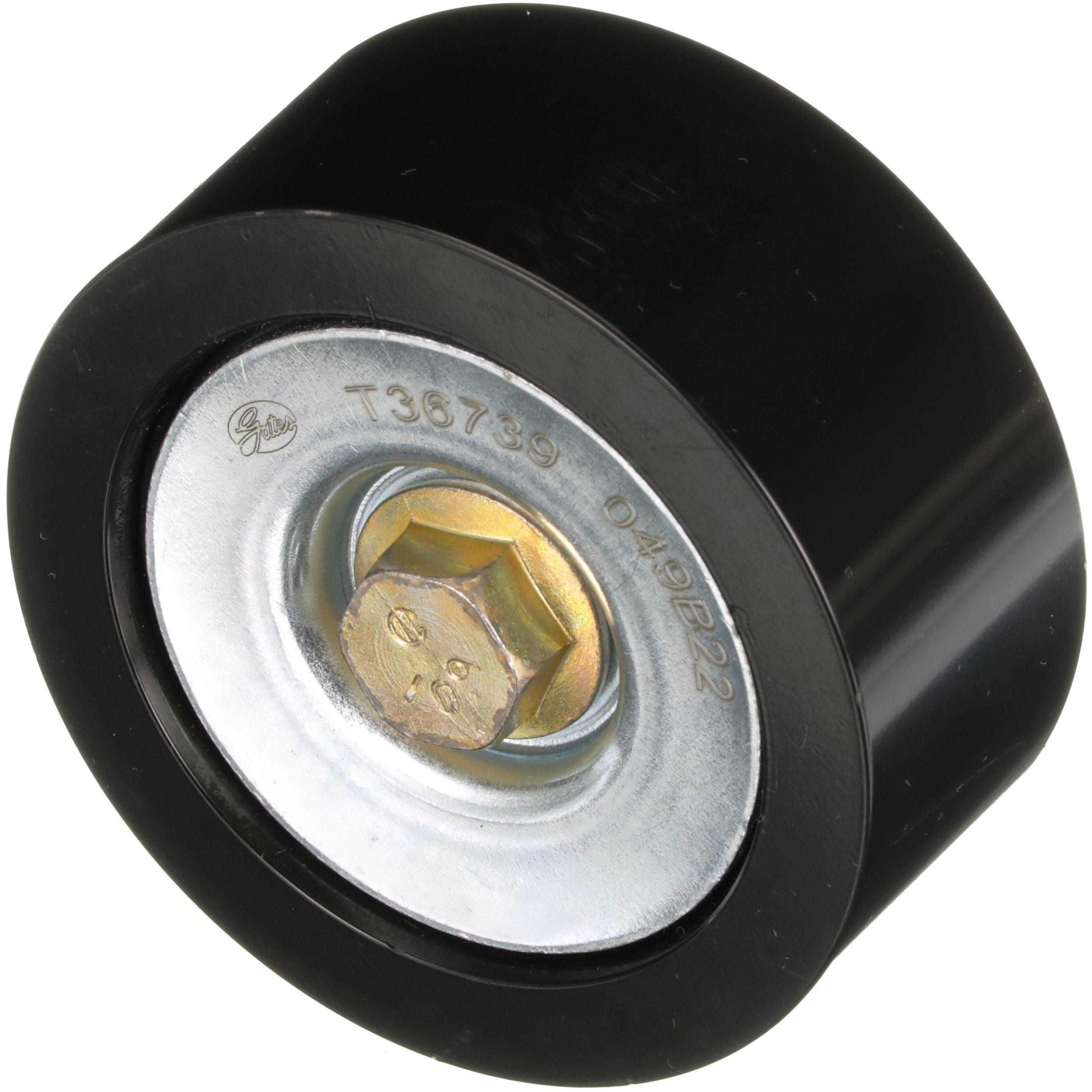 GATES Medløberhjul, multi-V-rem til DAF - vare number: T36739