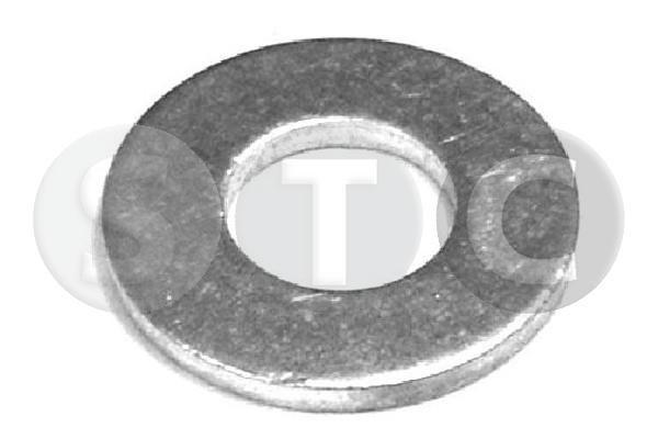 STC: Original Ölablaßschraube Dichtung T402051 (Dicke/Stärke: 2mm, Ø: 21mm, Innendurchmesser: 10mm)