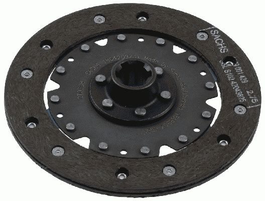 Clutch disc 1864 209 231 SACHS — only new parts