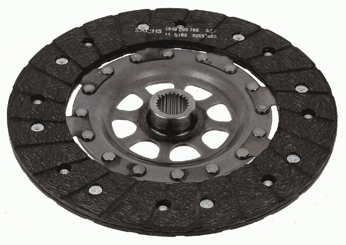 Audi A4 2010 Clutch disc SACHS 1864 528 441: